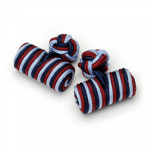 Barrel Cufflinks Help for Heroes