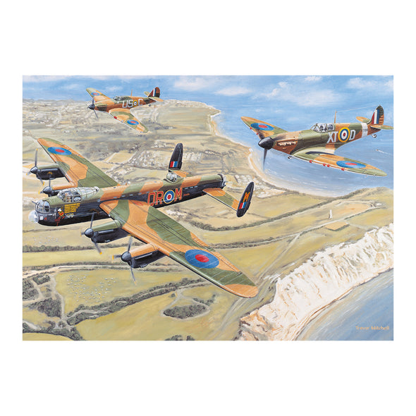 Help for Heroes Battle of Britain Jigsaw Puzzle