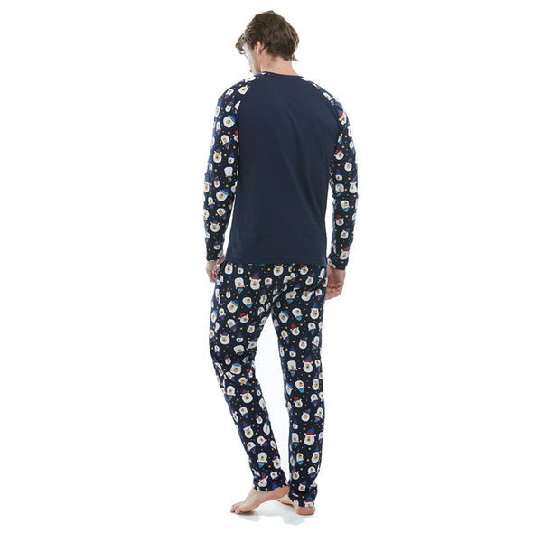 Help for Heroes Bear Print Pyjama Top