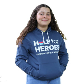 Help for Heroes Bering Sea Honour Pullover Hoody