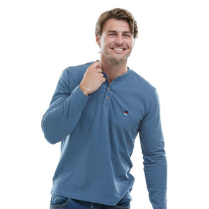 Help for Heroes Bering Sea Henley T-Shirt