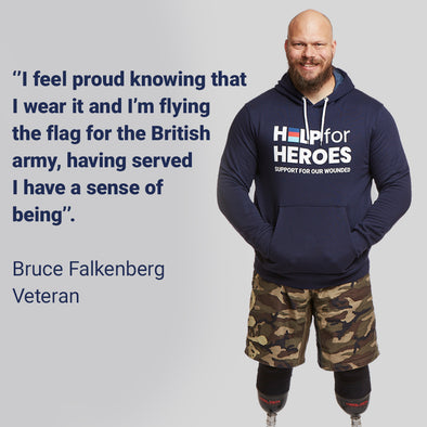 Be proud to wear your support