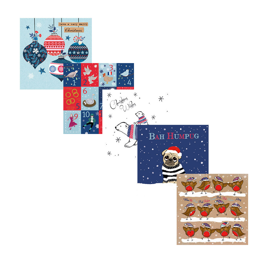 H4H Christmas Card boxset