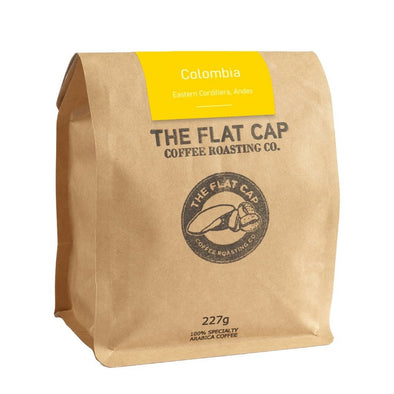 Help for Heroes Flat Cap Ground Coffee - Colombian Cundinamarca Viani