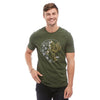 Help for Heroes Combat Green Helping Hands T-Shirt