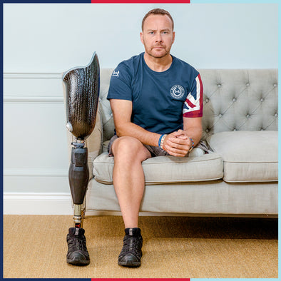 Be inspired by Veteran Craig Gadd