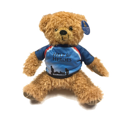 Help for Heroes Cycling Bear