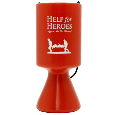 Help for Heroes Donation Tin