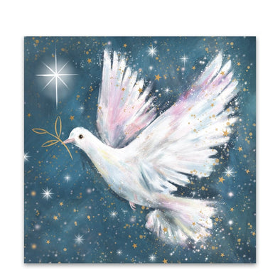 Help for Heroes Dove of Peace Christmas Cards - Pack of 10