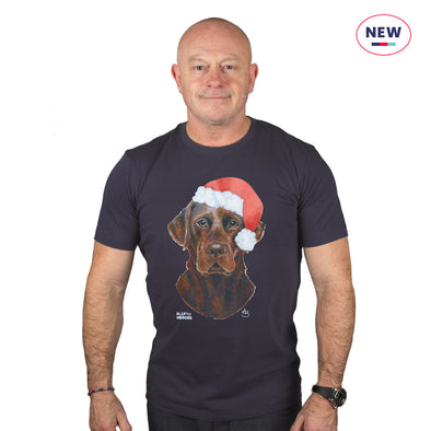 Help for Heroes Graphite Harry Christmas T-Shirt