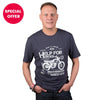 Help for Heroes Graphite Pioneer T-Shirt