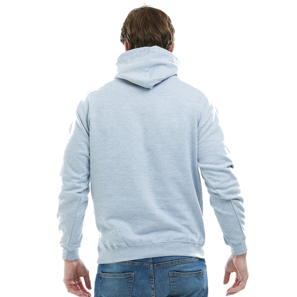 Help for Heroes Heather Grey and Navy Honour Hoody
