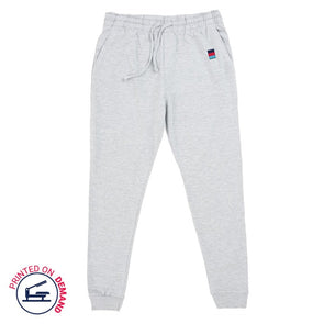Help for Heroes Men's Grey Marl Spirit Jogging Bottoms
