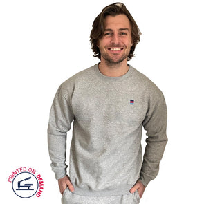 Help for Heroes Grey Marl Spirit Sweatshirt