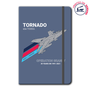 Help for Heroes | Tornado Notebook