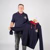 Help for Heroes Navy Triumph T-Shirt