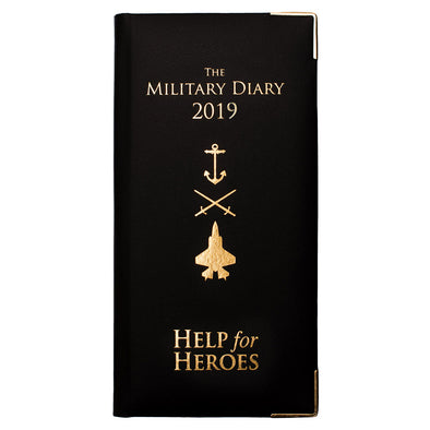 Help for Heroes 2019 Military Diary