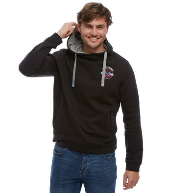 Help for Heroes Black Lightning Pullover Hoody