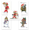 Help for Heroes Mixed Boxset Bryn Parry Christmas Cards