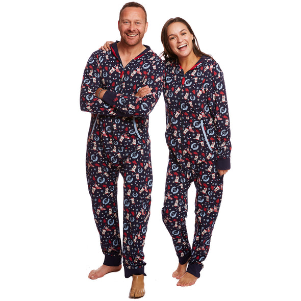 Help for Heroes Tri colour Unisex Bulldog Onesie