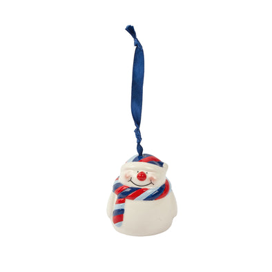 Help for Heroes Ceramic Snowman