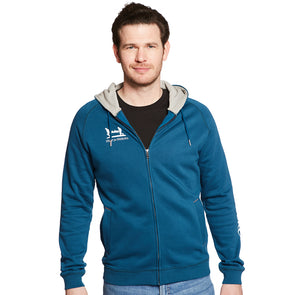 Legion Blue Catterick Raglan Zipped Hoody