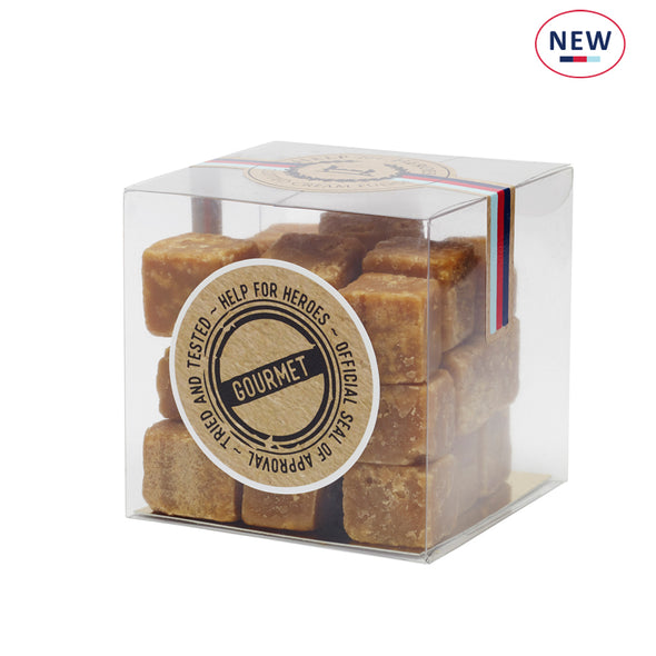 Help for Heroes Clotted Cream Fudge