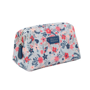 Floral Ditsy Cosmetic Bag
