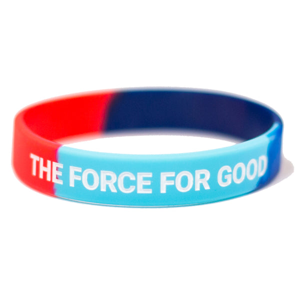 Help for Heroes Force for Good Wristband - Large