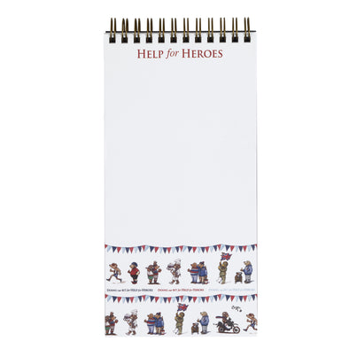 Help for Heroes Fundraising Bears Magnetic Fridge Pad