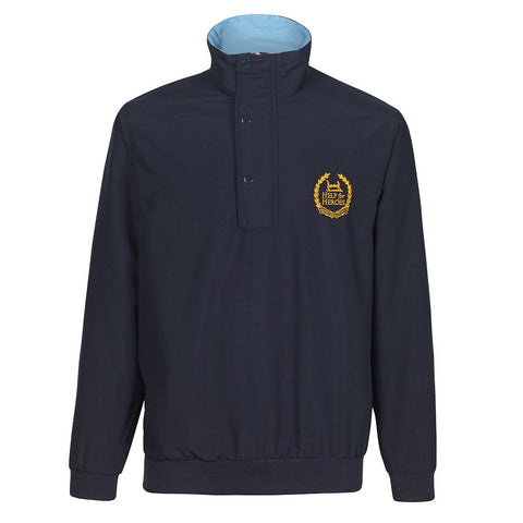 Help for Heroes Golf Windcheater Navy