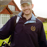 Navy Help for Heroes Golf Windcheater