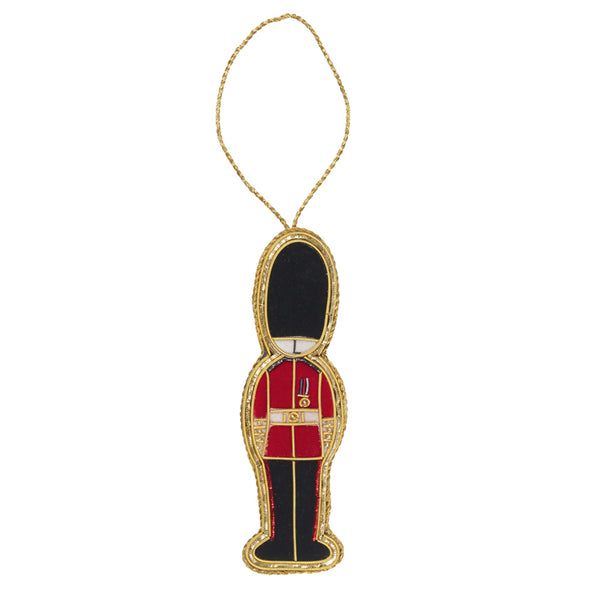 Help for Heroes Guard Christmas Tree Decoration