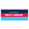 Help for Heroes Honour Car Sticker