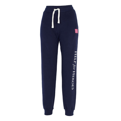 Women's Help for Heroes Sweatpant Navy