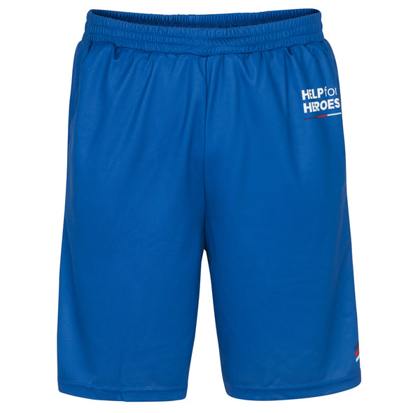 Help for Heroes Tri Colour Shorts - Long