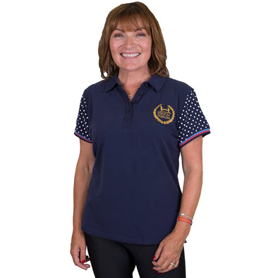 Help for Heroes Navy Kate Polo