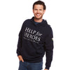 Help for Heroes Navy Welsh Hoody