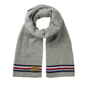 Grey Marl Winsford Scarf