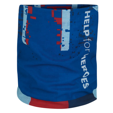 Help for Heroes Tri Colour Neck Warmer