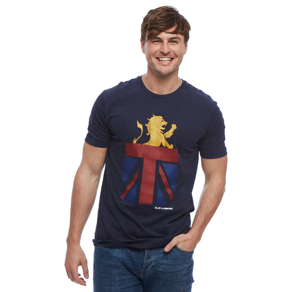 Help for Heroes Proud to Support Lion T-Shirt