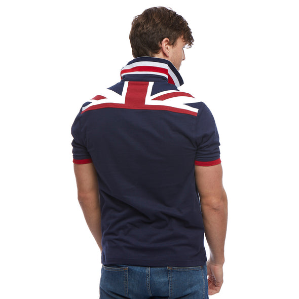 Help for Heroes Proud to Support Union Jack Polo