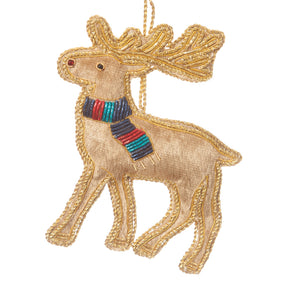 Help for Heroes Stag Tree Decoration