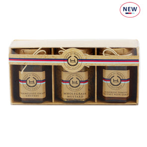 Help for Heroes Savoury Condiments Gift Set