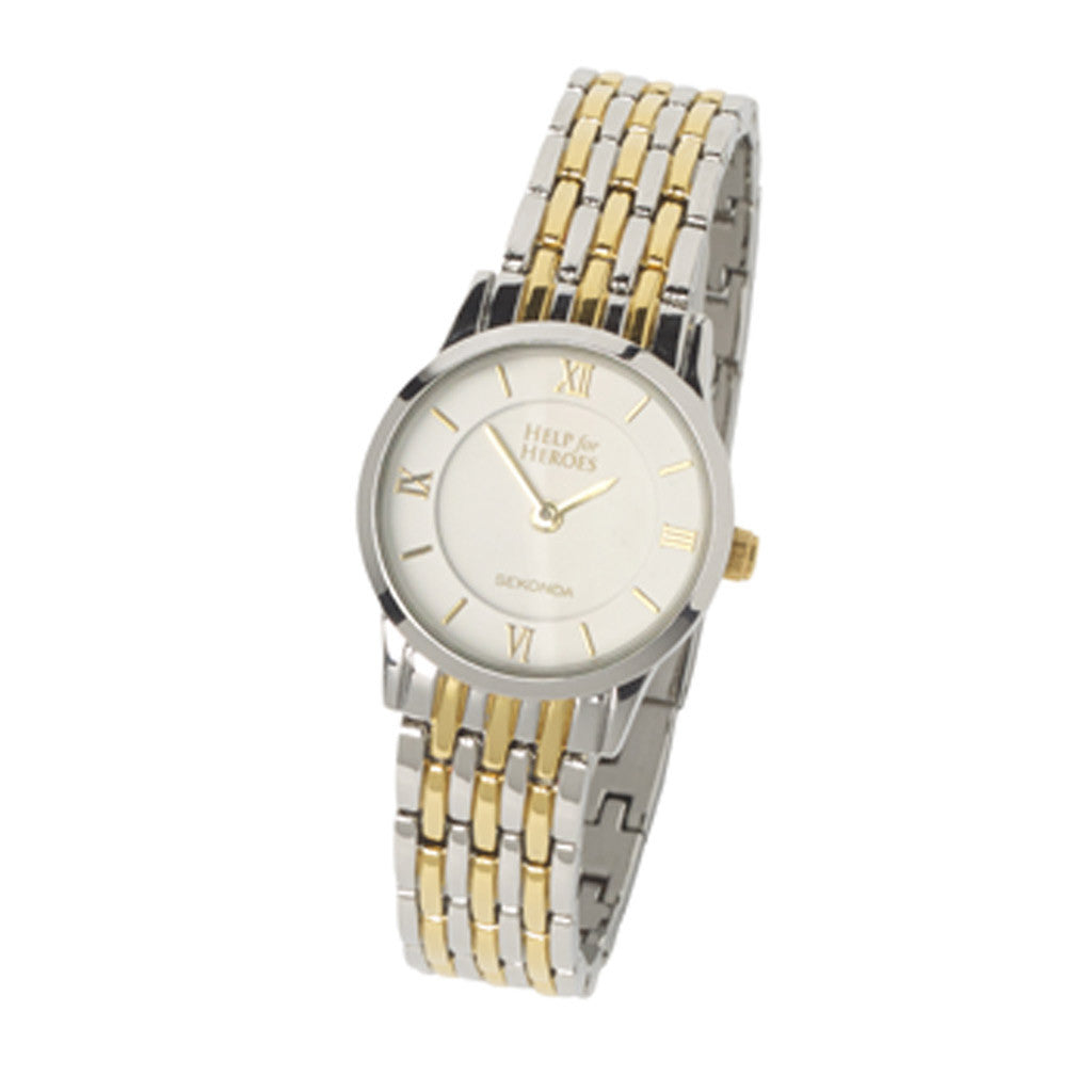 Help for Heroes Sekonda Dress Watch