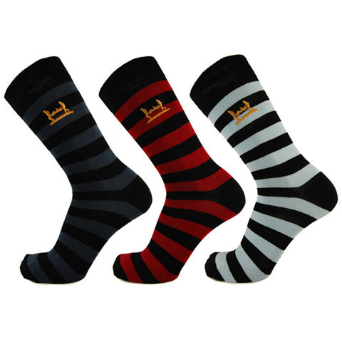 Help for Heroes Tri-Striped Stretcher Socks