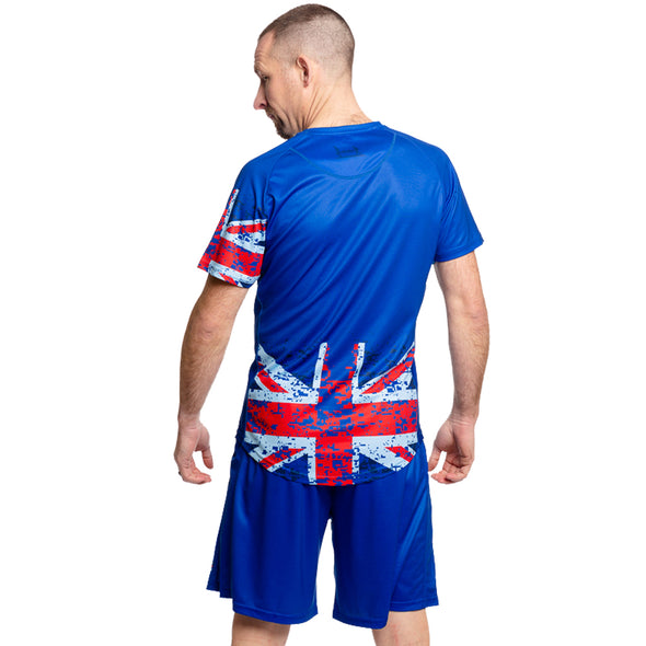 Help for Heroes Tri Colour Technical Sports Set