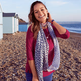 Help for Heroes Tri Heart Scarf