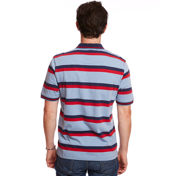 Help for Heroes Tri Stripe Vigilant Polo