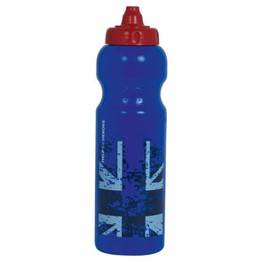 Help for Heroes Tri Colour Union Jack Water Bottle 750ml